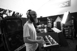 Goodfoot at Wax Recording Studio, May 2016