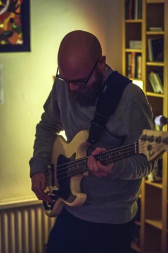 Chris Cape @ Sofar Sounds Nov 2017