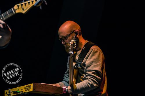 Tom Walker - supporting Hurts @ Mehr Theater am Großmarkt, Hamburg, November 2017