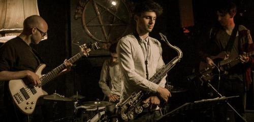 Narcissus @ The Slaughtered Lamb, 2014