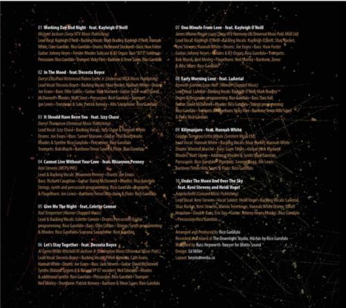 Track credits
